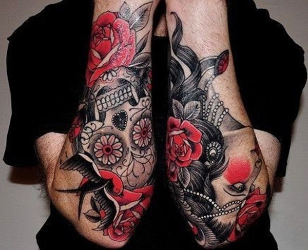 Awesome Forearm Tattoos for Men | Vintage Tattoos