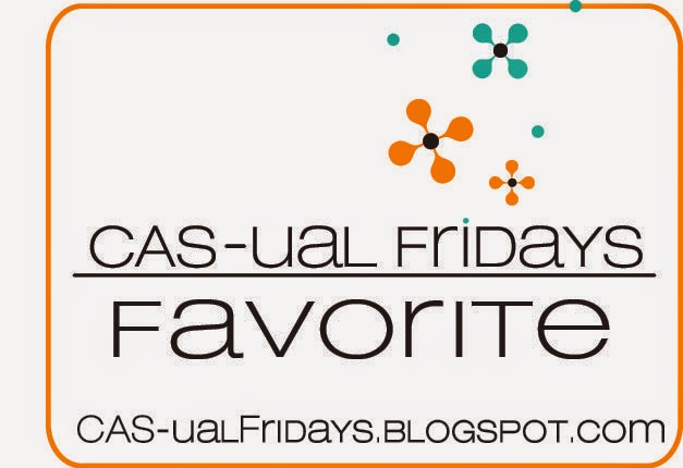 CAS-ual Fridays Favorite!!