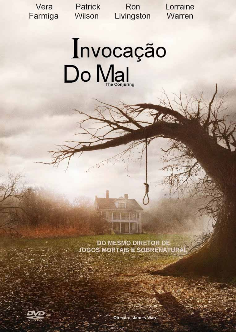 Invocação Do Mal Torrent -  Blu-ray Rip 720p e 1080p Dublado (2013)