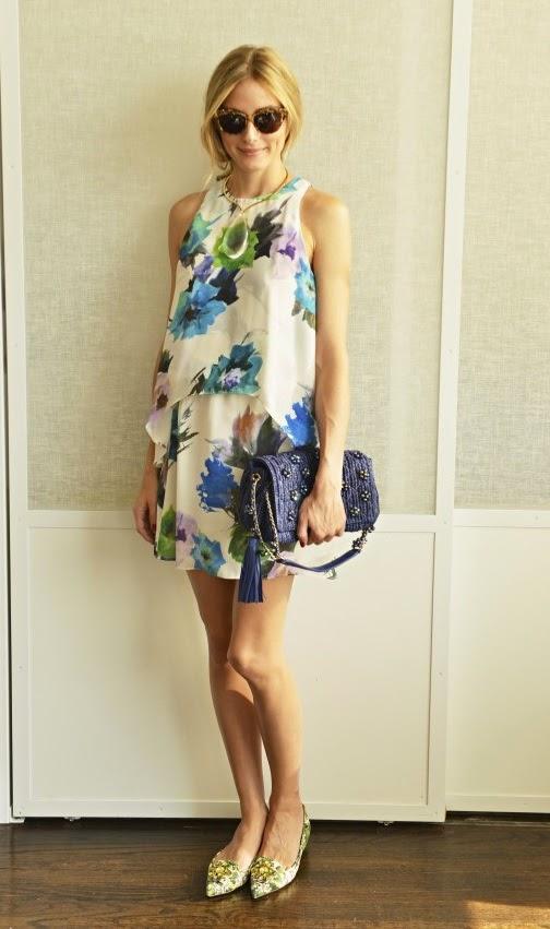Olivia Palermo Fashion Style Book
