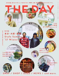 THE DAY (ザデイ) mid winter 2017年01月号