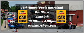 16th Annual Paola Heartland Car Show