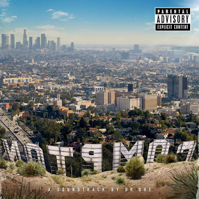 Green Pear Diaries, música, Dr. Dre, Compton, Compton A Soundtrack by Dr. Dre, album cover