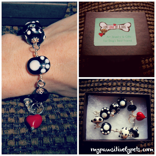 Jewelry from For Love of a Dog
