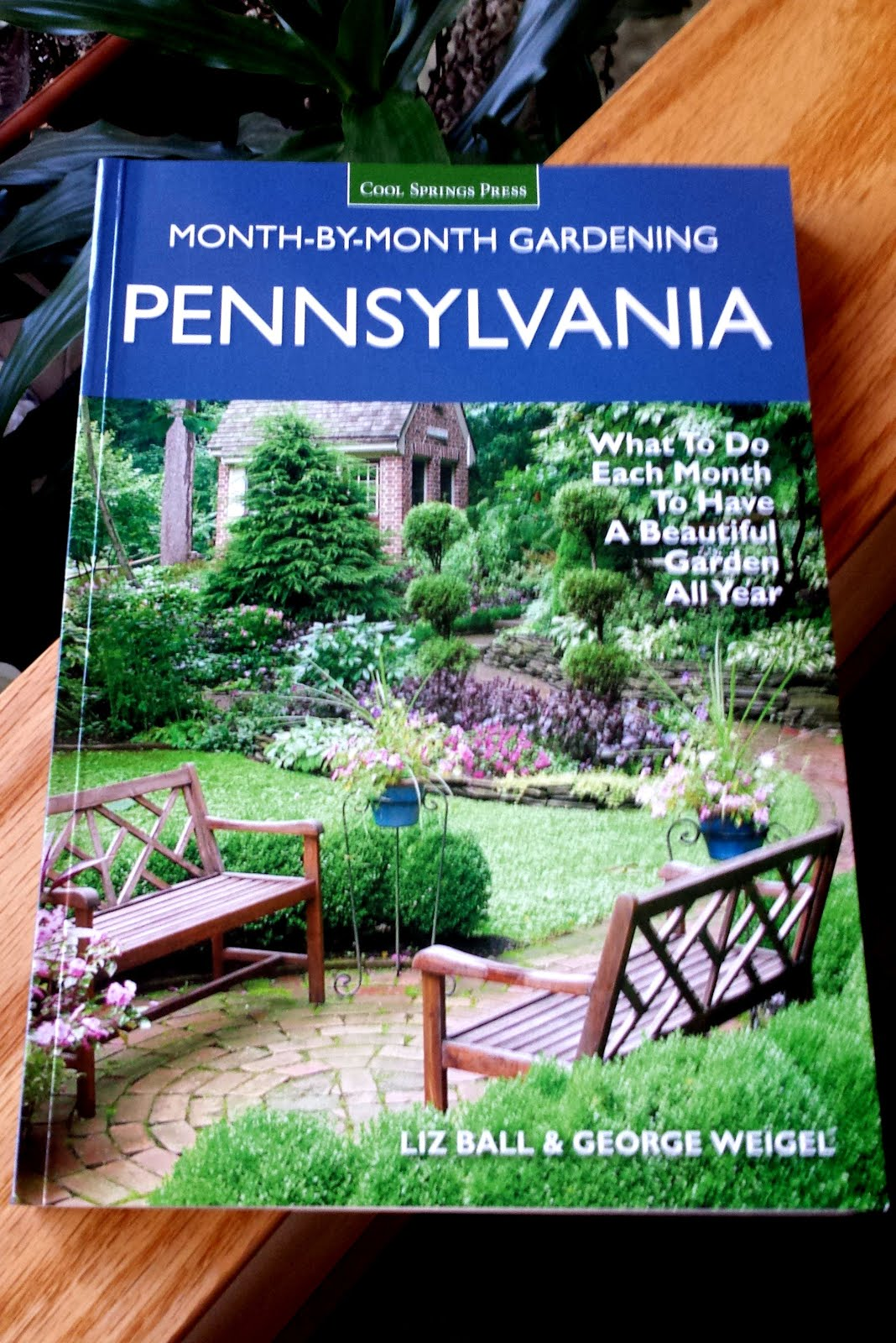 GREAT GARDEN BOOK FOR  PA GARDENERS