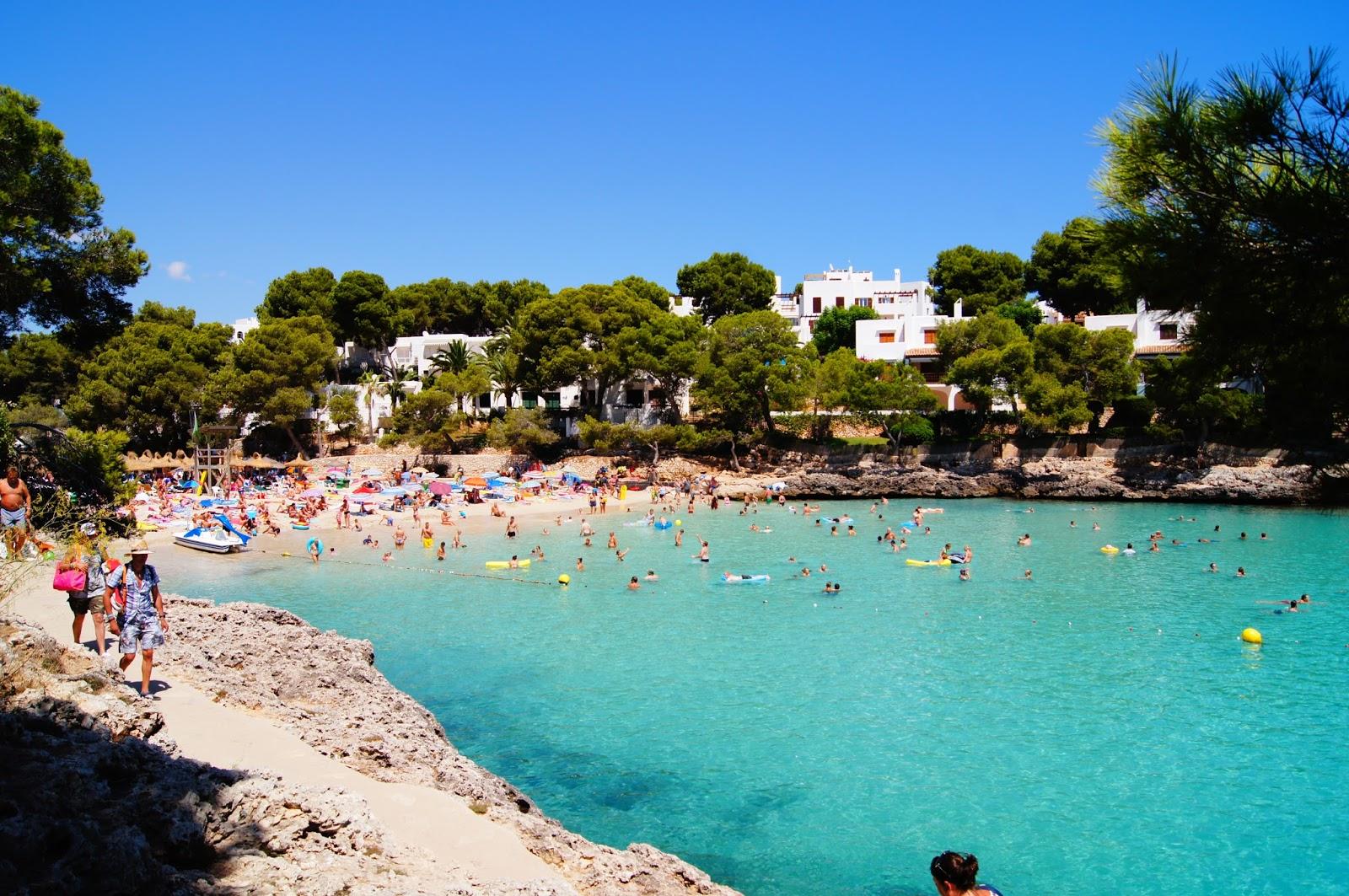 PETITS PARADIS: Plages de Cala dOr, Majorque