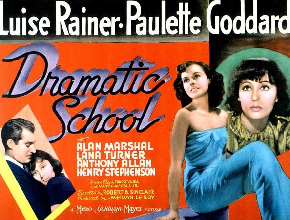 Dramatic School (1938)