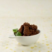 Resep kue semprit coklat jahe enak