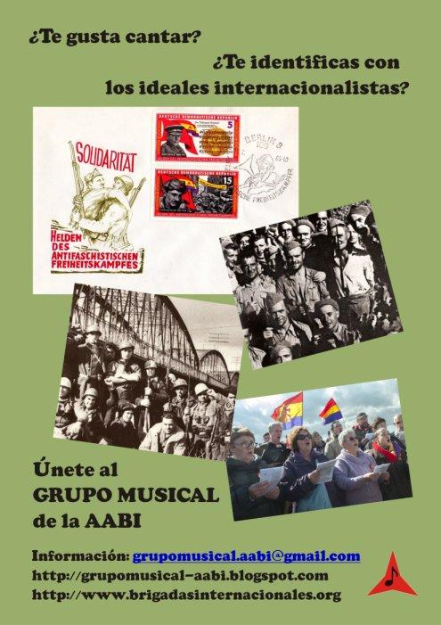 Únete al Grupo Musical de la AABI