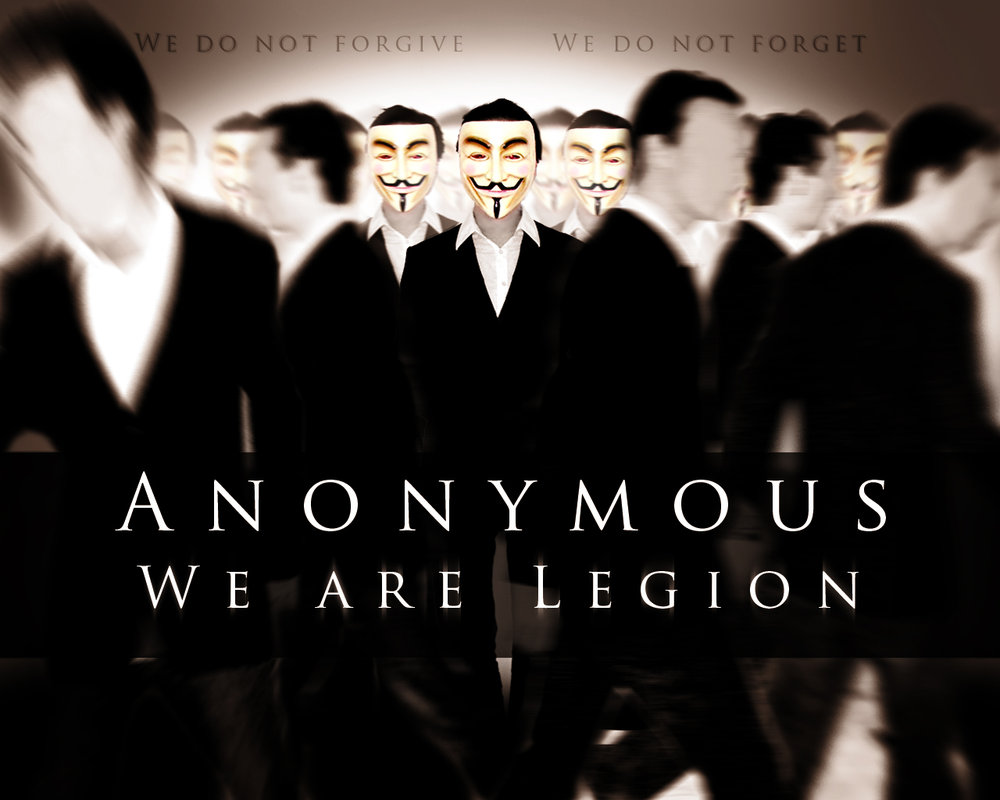 Anonymous: We Are Legion