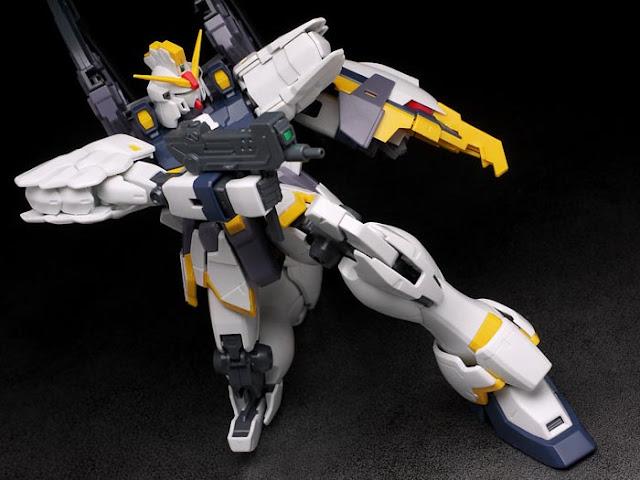 Master Grade Gundam Sandrock