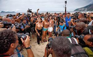 Topless no Rio