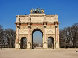l'Arc de Tuilleries