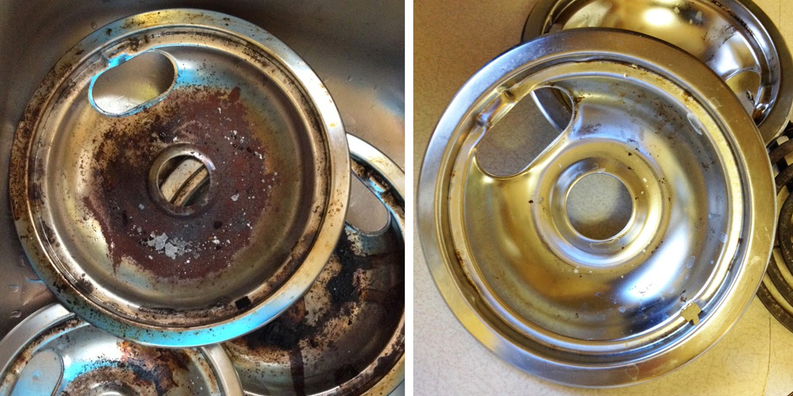 Clean Drip Pans With No Effort Lou Lou Girls