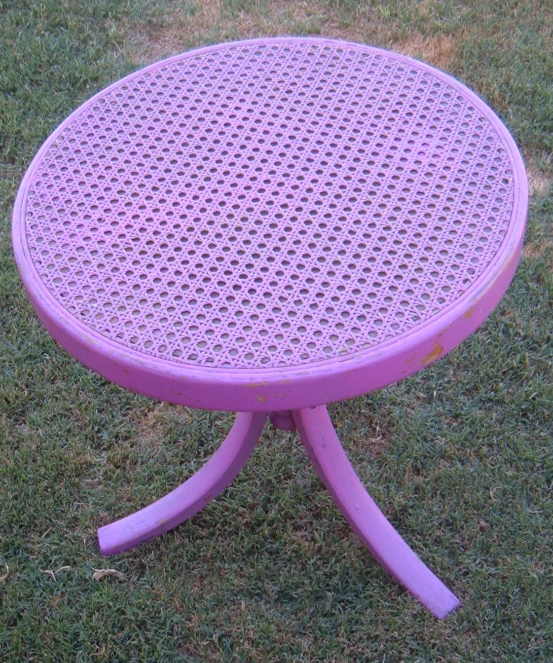 spanky luvs vintage shake your money maker norma jean baker recycled table. Black Bedroom Furniture Sets. Home Design Ideas