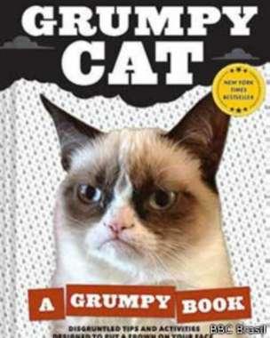 """Um dos livros explorando a imagem do felino chegou às listas de mais vendidos do """"New York Times"""""""