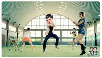 Gangnam Style Yourself video1