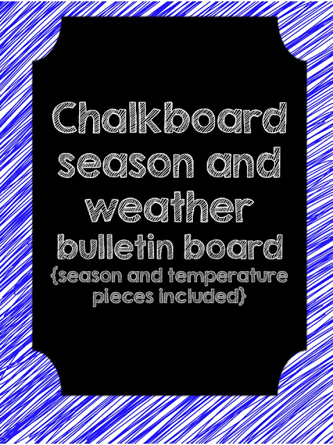 https://www.teacherspayteachers.com/Product/Chalkboard-weather-and-temperature-1910988