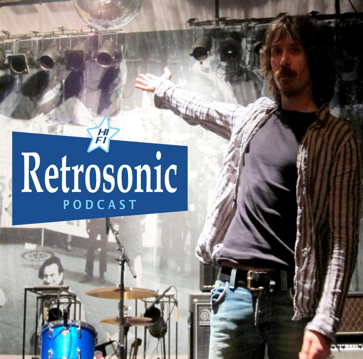 Retrosonic Podcast with Mattias Bärjed ex-The Soundtrack of Our Lives