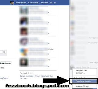 Cara Menghidupkan Chatting facebook Untuk Teman Tertentu saja