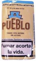 Tabaco sin aditivos Pueblo