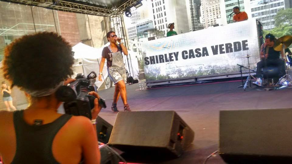 Em breve disco da Rapper Shirley Casa Verde