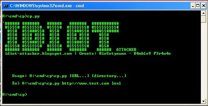Perintah Dasar Command Prompt pada Windows