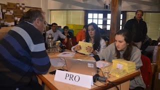 Denuncian irregularidades en conteo Concejales