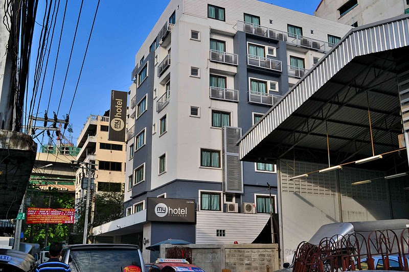 My Hotel Pratunam Bangkok Review