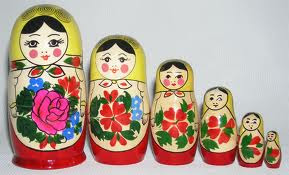 Russian dolls