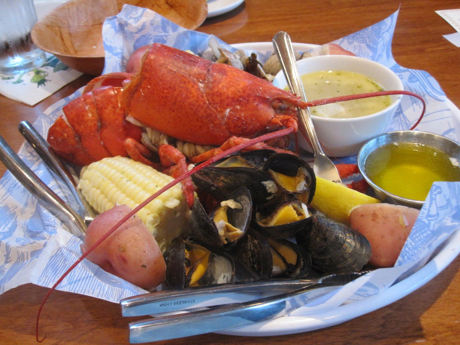 Lobster Roe