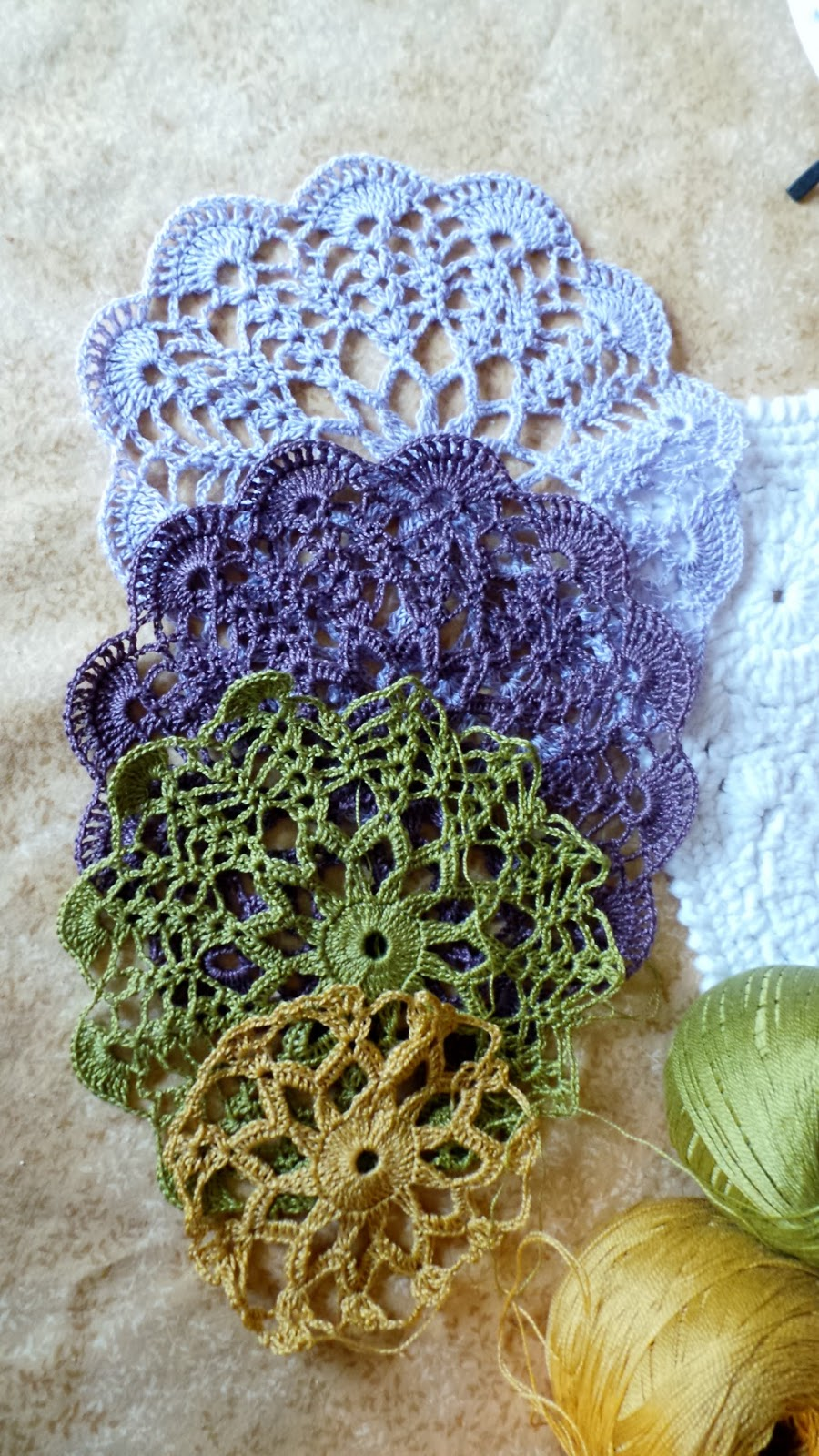 link to doily pattern