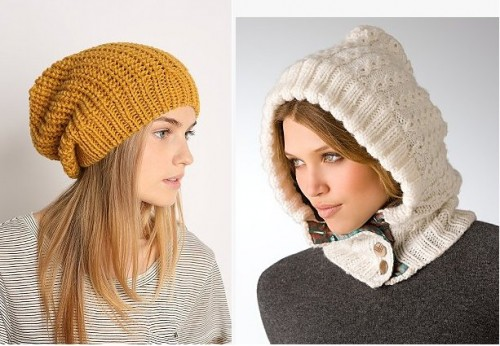 Easy Knitting Pattern For Scarf : free knitting pattern: womens knit beret models