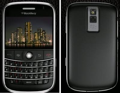 new BlackBerry Bold 9000 Smartphone
