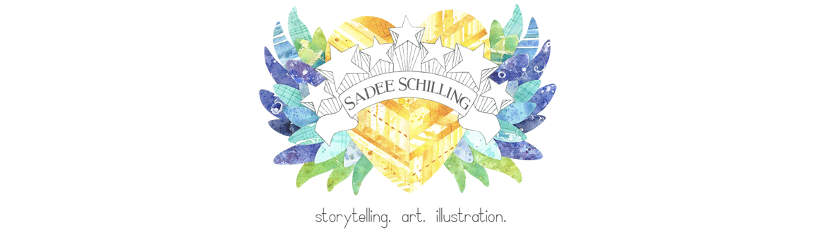 Sadee Schilling Art Blog