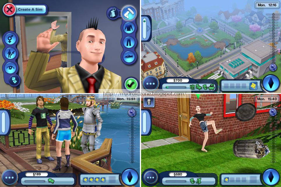 The Sims 4 Apk Download Free for Android