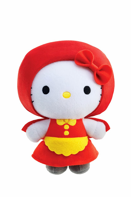 McDonald's Hello Kitty Fairy Tale Series 28th Nov – 4th Dec:    Little Red Riding Hood story by Charles Perraut. France