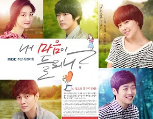 FOTO, PROFIL PEMAIN dan Sinopsis Drama  -CAN YOU HEAR MY HEART-