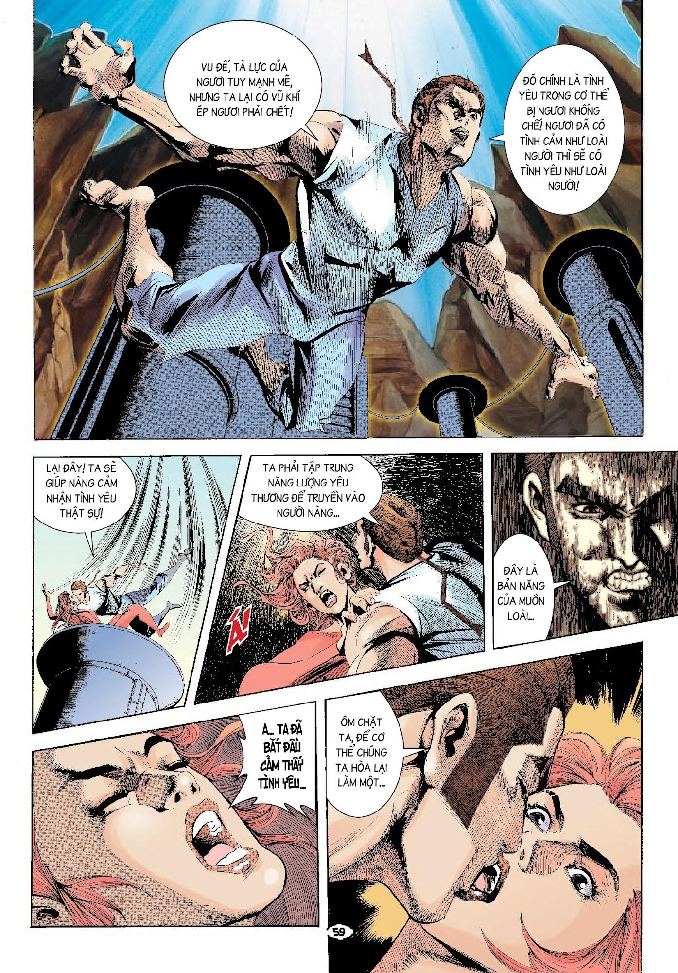 Đại Kiếm Sư Chap 32 - Trang 23