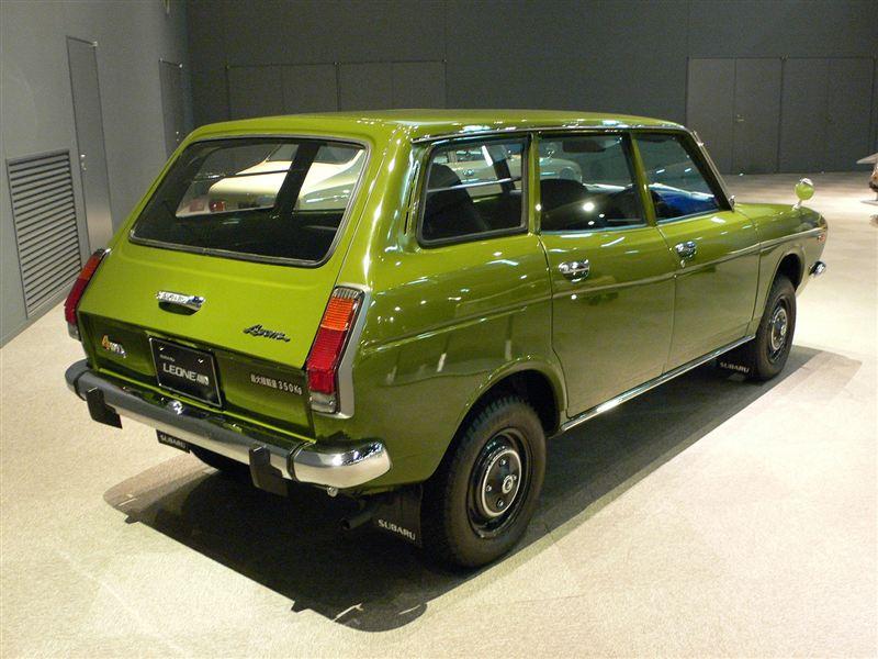 Subaru Leone, wagon, kombi, stary japoński samochód, nostalgic, retro, oldschool, スバル, クラシックカー