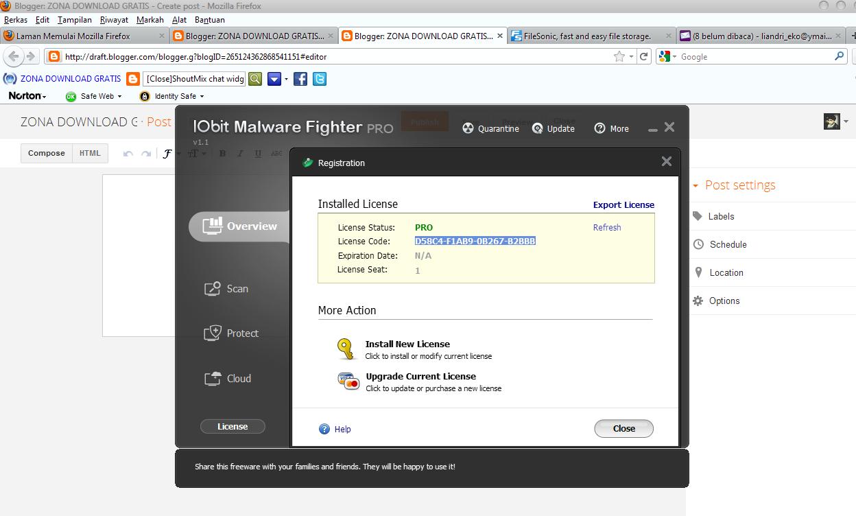 boat browser pro license key 1.0 apk