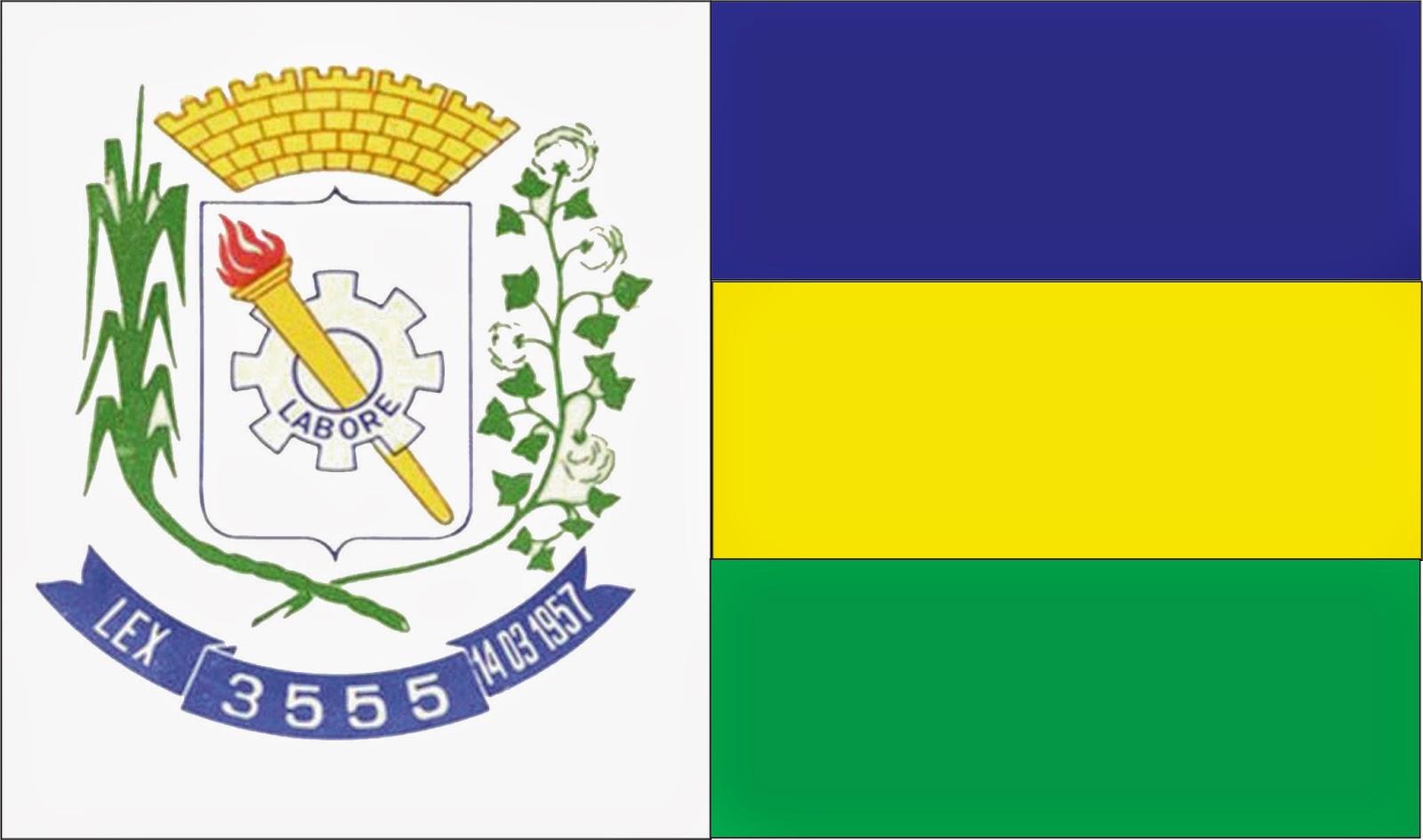 Bandeira de Nova Olinda-CE