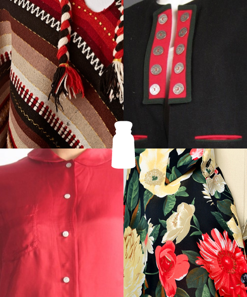 StyleAndPepperBlog.com : : Four to Adore // Vintage Shopping