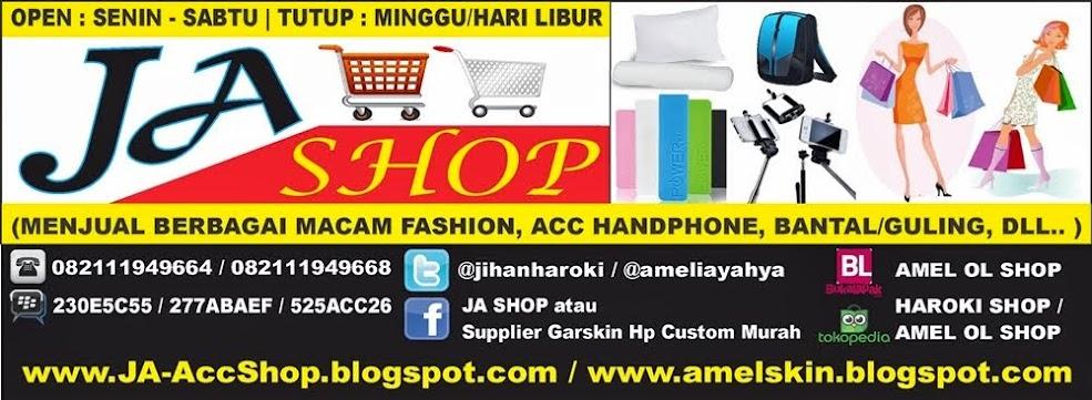AMELSKIN & JA SHOP | ACC HP