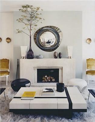 friday eye candy herve van der straeten 39 s home an. Black Bedroom Furniture Sets. Home Design Ideas