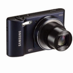 Samsung WB30F 16.2MP Smart Digital Camera Rs 6949, With 4GB card + Case Rs. 7099