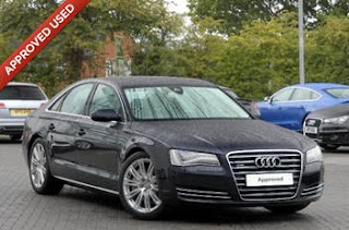Audi A8 Diesel 4.2 Tdi photo