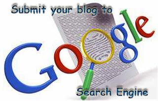 Cara Daftar Blog ke 70 Search Engine Langsung termasuk Google