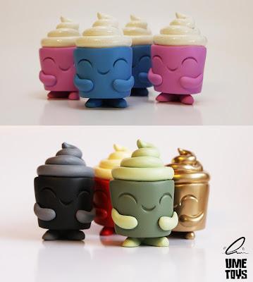 Dee-Dee Silverspoon Resin Figure by UME Toys