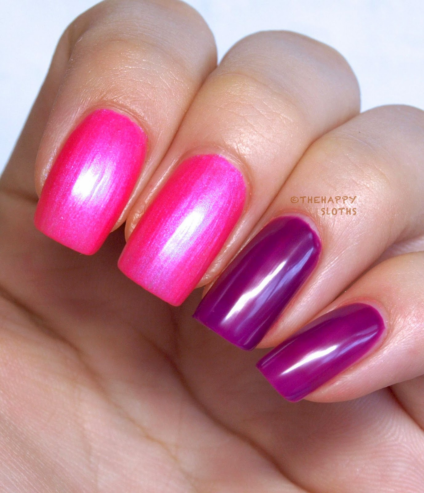 OPI Summer 2014 Little Bits Of Neon Nail Polishes Review And Swatches